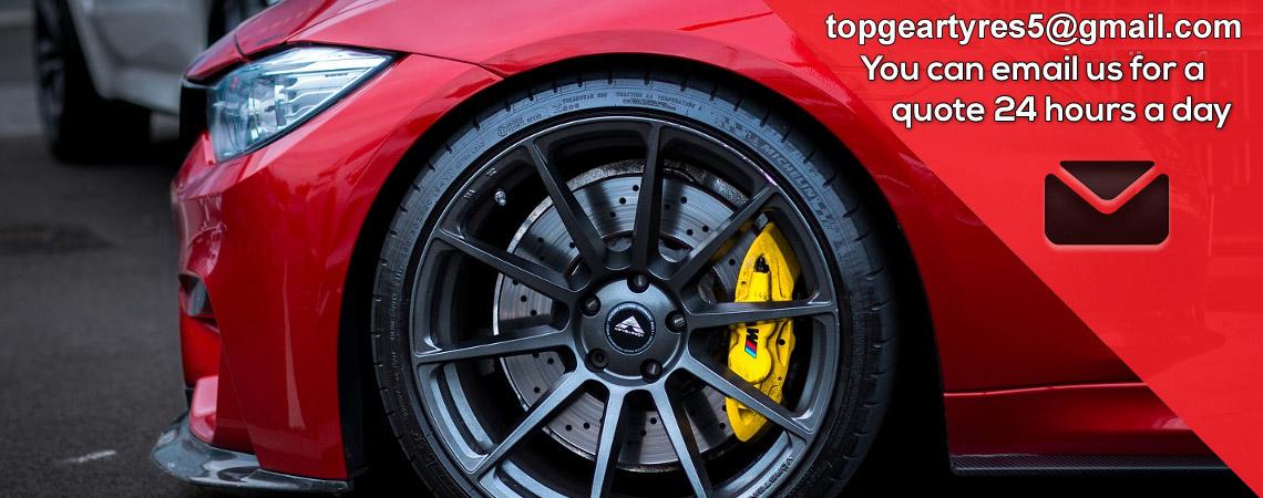 High Performance Tyres Malpas