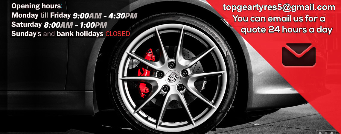 Winter Tyres in Malpas